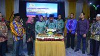 Syukuran 4 Tahun, Bupati Sayed Ja'far Launching logo Hari Jadi Kotabaru