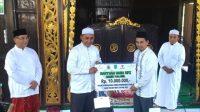 UPZ Bank Kalsel Bantu TPA Darul Ma'arif HSS