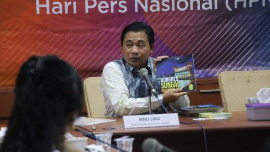 10 kepala daerah yang akan menerima penghargaan dari Persatuan Wartawan Indonesia (PWI) Pusat