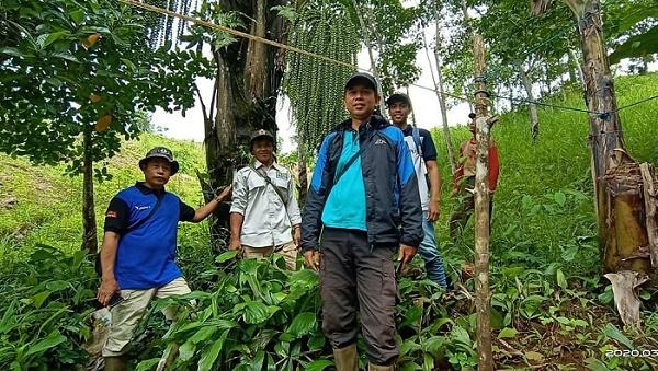 KRPH Tanjung Dorong Pengembangan Aren di Riam Pinang