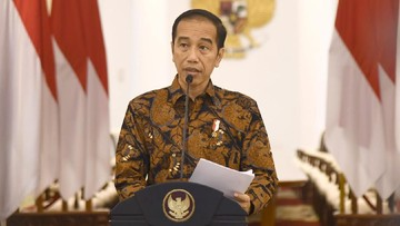 Dampak Wabah Corona, Jokowi Resmi Tiadakan UN 2020