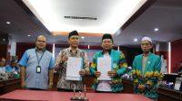 Demi Pengembangan Ekonomi Ummat, Bank Kalsel Gandeng PT Industri Pesantren Indonesia