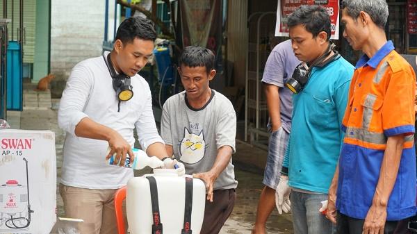 Duta Mall Turut Serta Tanggulangi Penyebaran COVID-19 di Banjarmasin