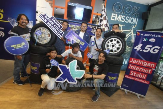 XL Luncurkan Xtra Unlimired Turbo