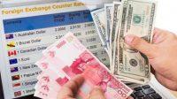 Imbas Corona, Kurs Rupiah Kian Dekati Rp17 Ribu per Dolar AS
