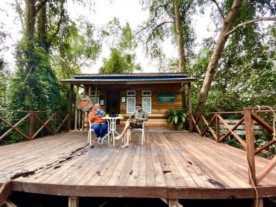 Menengok Camp Tim Roberts. Wahana Edukasi dan Riset Lahan Basah yang Banyak Diminati Wisman
