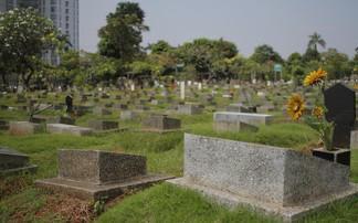 Pemprov DKI Siapkan Makam Khusus Pasien Corona yang Meninggal