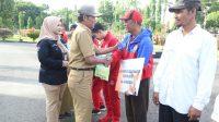 Sukamta, Serahkan 1 Unit Rumah CSR Bank Kalsel Untuk Atlet Tanah Laut
