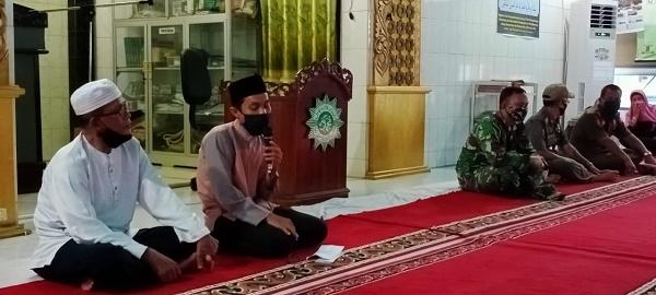 Tim Gugus Tugas HSU Sosialisasi di Masjid Al Furqan Jarang Kuantan