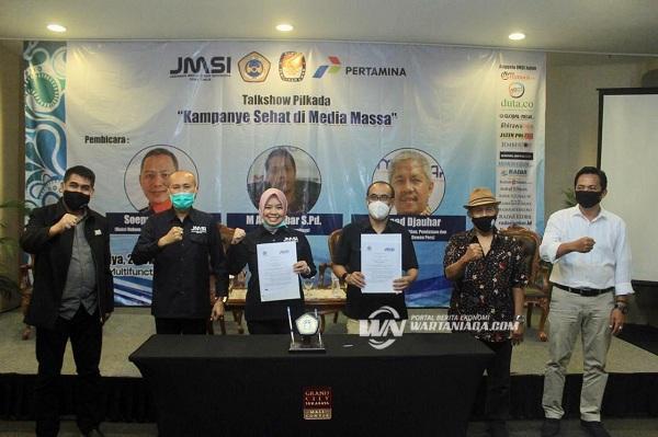 JMSI Jatim Jamin Anggota Medianya Kredibel