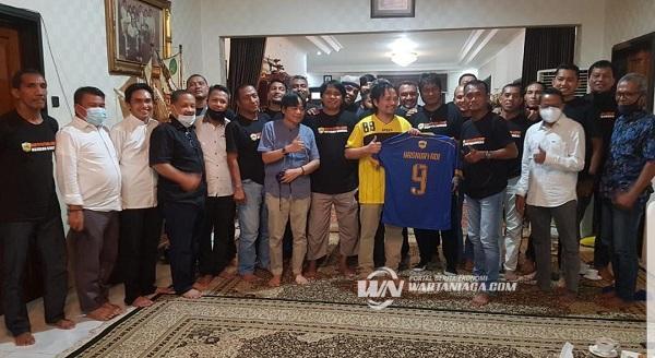 Manajemen Ps Barito Putera  Kumpulkan Para Legend