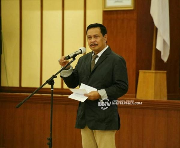 Saat Ambil Sumpah, Plt Gubernur Pinta PNS Pemprov Kalsel Untuk Bersyukur