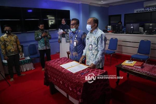 Pemkot Banjarmasin Teken PKS Festival HAM 2020