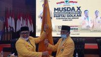 Drs. H Ansharuddin, Bupati Balangan.