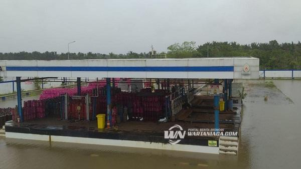 Banjir Melanda Banua 6, Pertamina Suplai LPG dari Kaltim