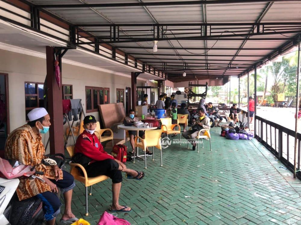 Rumah Ketua DPRD Kalsel Disiapkan Menampung Korban Banjir
