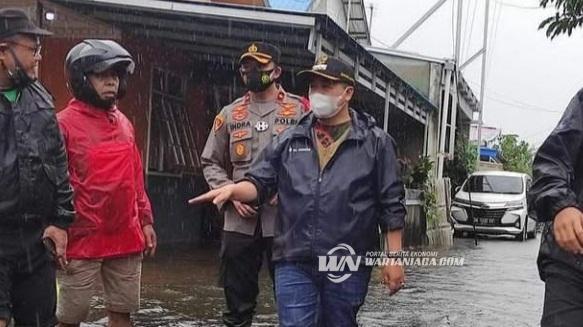 Ibnu Naikan Status Banjarmasin Jadi Tanggap Darurat Banjir