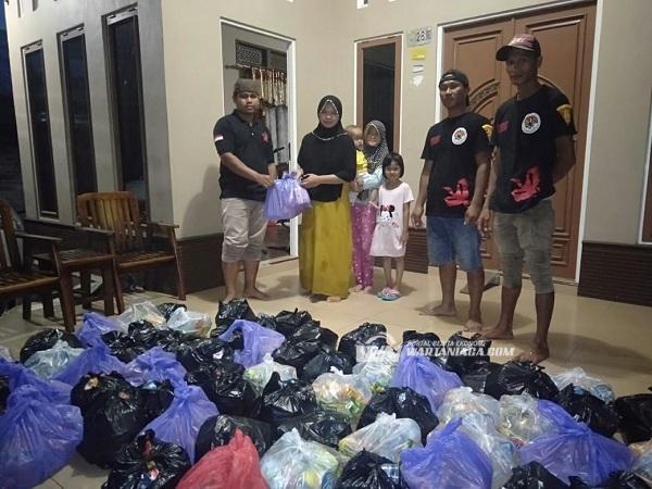 JH Gepak Balangan : Terima Kasih Para Donatur