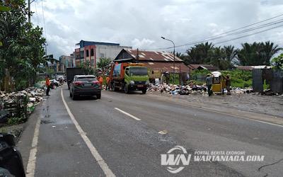 Volume Sampah di Banjarmasin Makin Naik, Warga Mulai Keluhkan Kondisi TPS