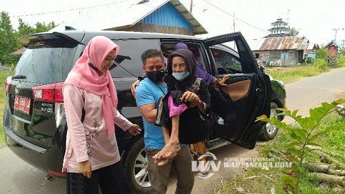 Ketua GOW Tala Antar Pulang Masmurah di Jumat Berkah