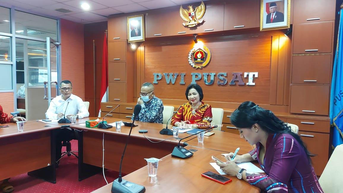 Ketum PWI Pusat Sambut Baik Webinar Pemanfaatan FABA untuk Pembangunan Ekonomi