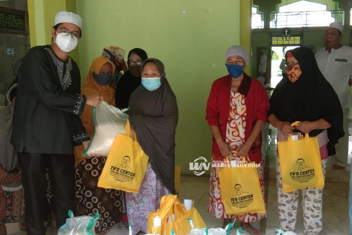 Peduli dan Berbagi YN'S Center Terus Berikan Bantuan di Momen Jumat berkah