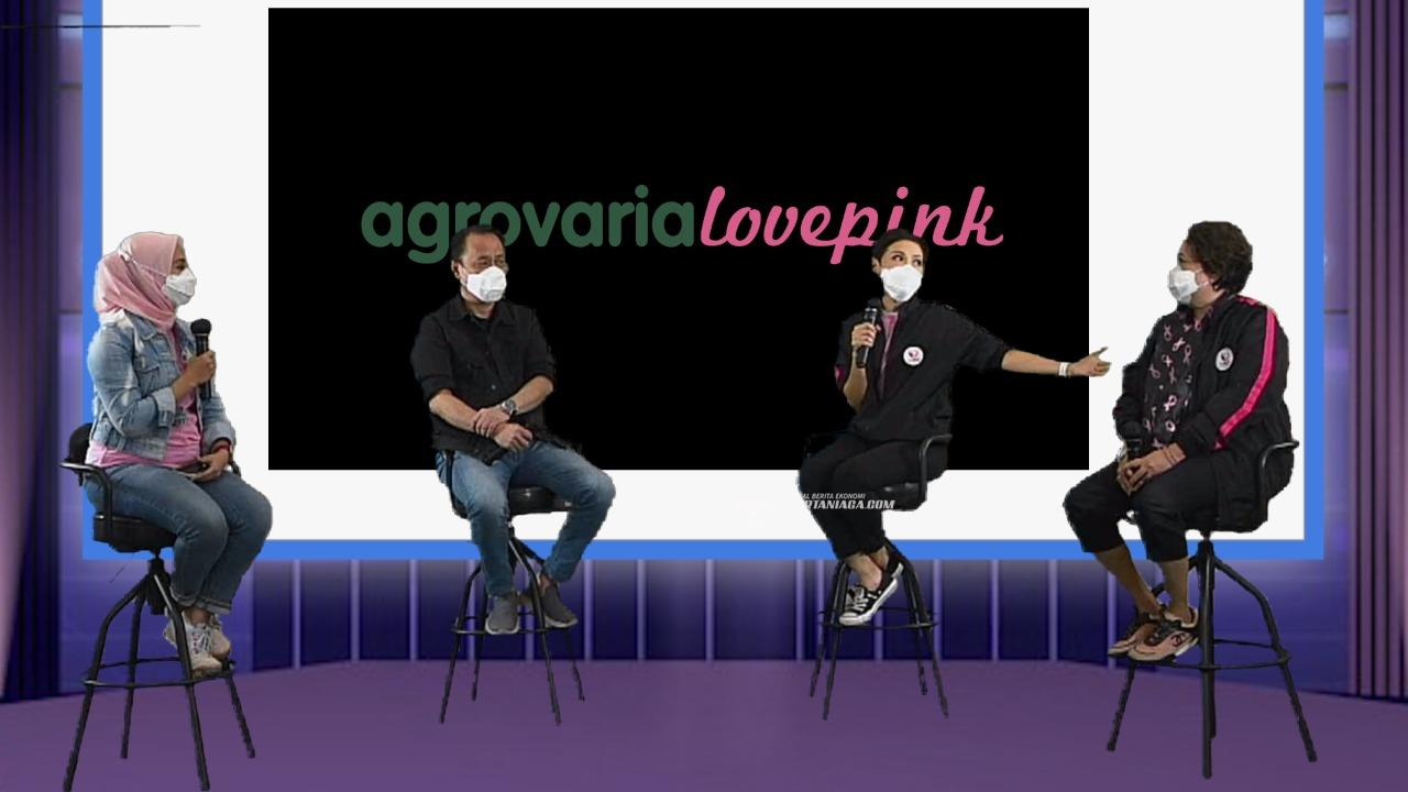 Cegah Kanker Payudara, Astra Agro Buat Program Agrovaria Lovepink