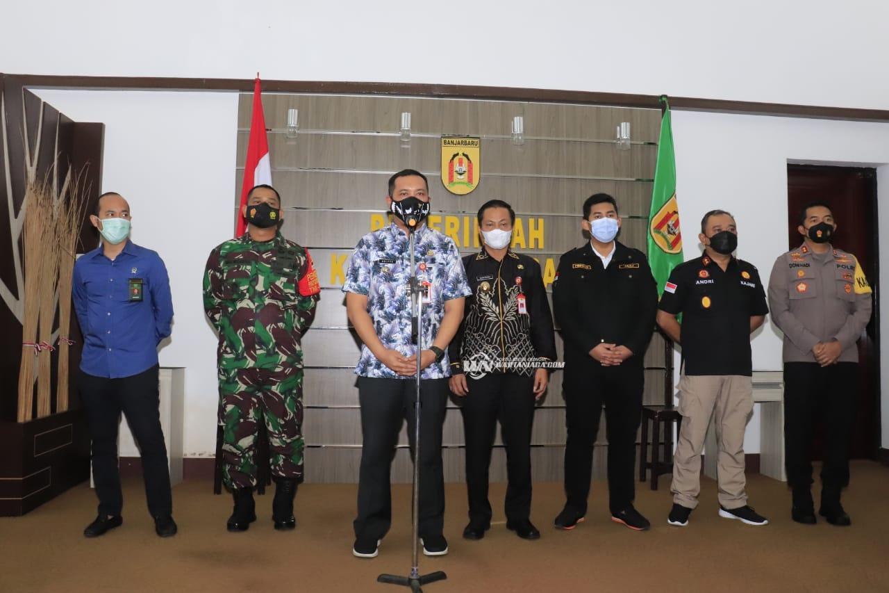 Cegah Penyebaran Covid -19, Q-Mall dan Objek Wisata Banjarbaru Ditutup