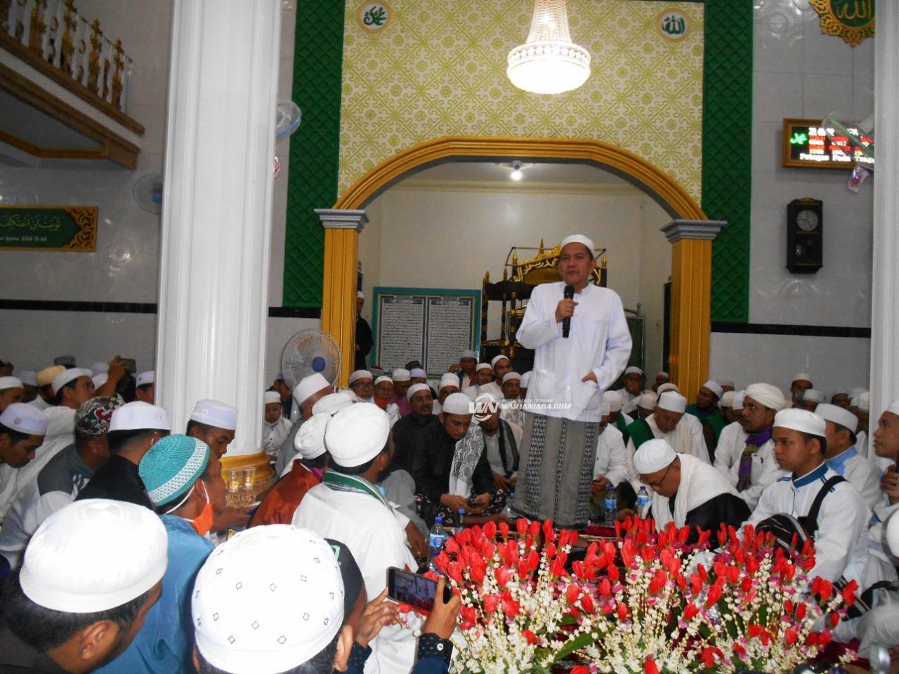 Guru Udin Samarinda : Tambah Imun dengan Meningkatkan Iman dan Taqwa