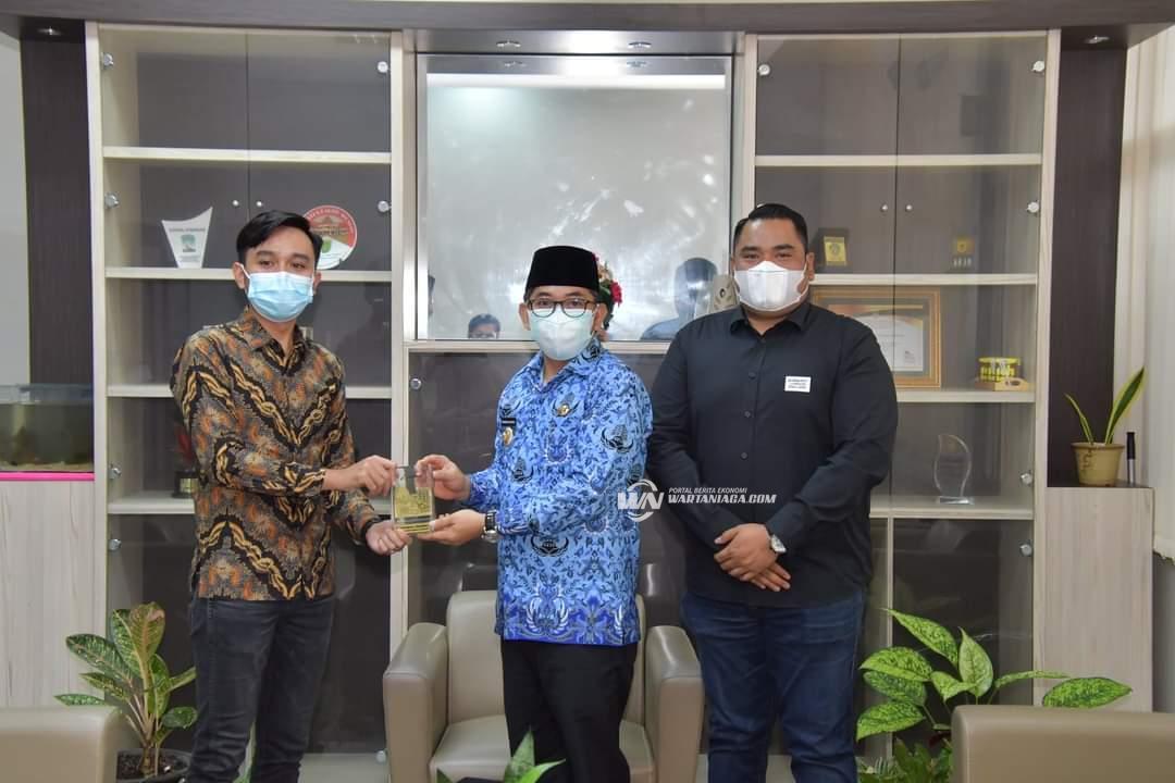 Tingkatkan Kualitas Udara dan Lingkungan, Pemkab HSS Dukung PLB Pertamina